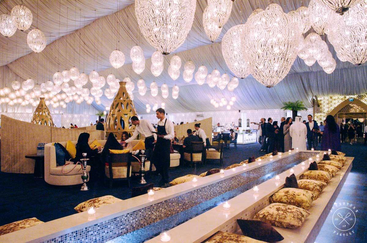 Asateer Tent Iftar Dubai 2017 @ Anantara