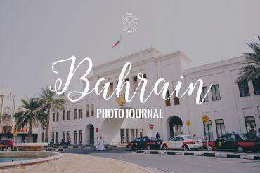 Photo Journal: Bahrain