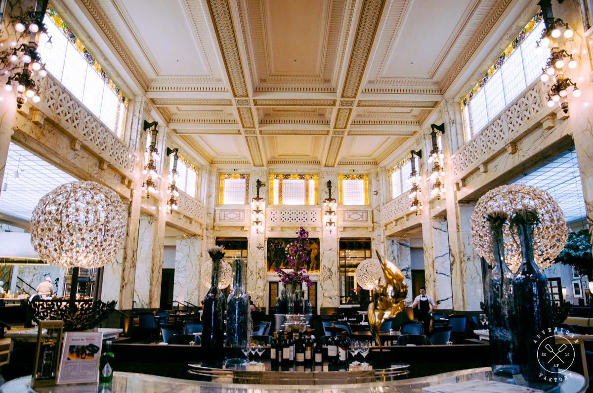The Bank at the Park Hyatt Vienna