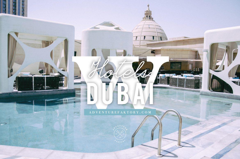 AdventureFaktory Staycation at W Dubai