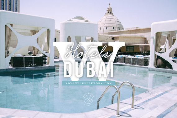 AdventureFaktory Staycation at W Dubai
