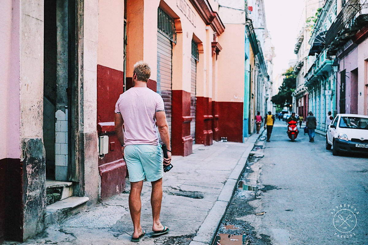 AdventureFaktory Havana Guide