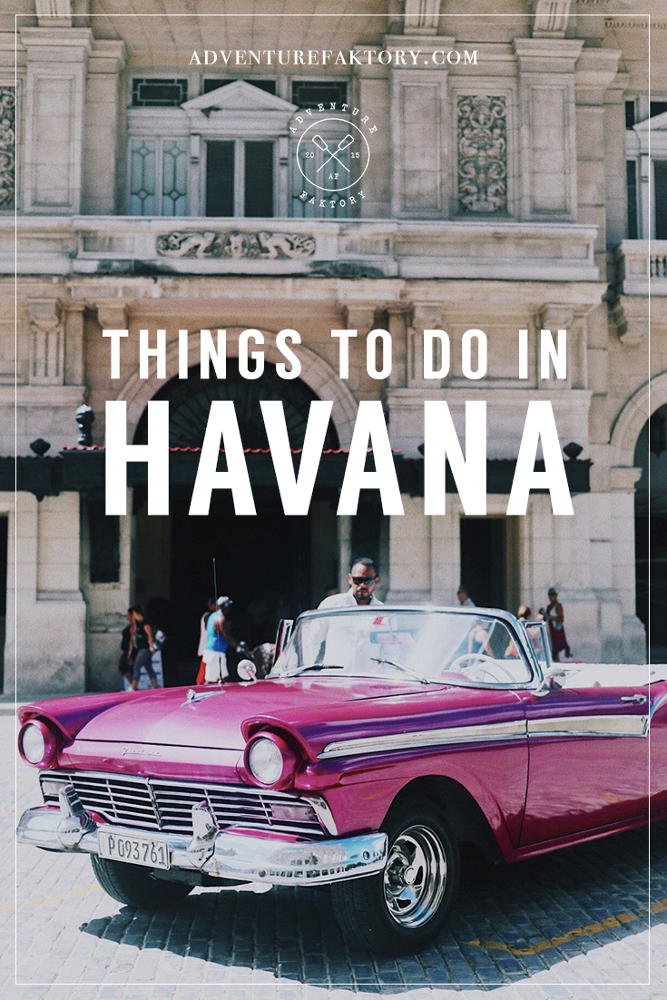 Best Things To Do in Havana