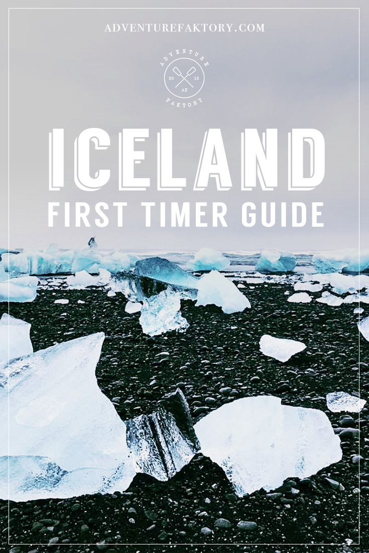 AdventureFaktory Guide for Iceland