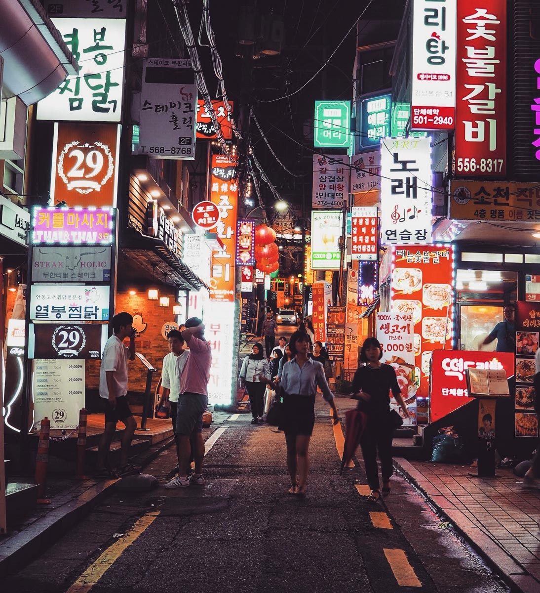 AdventureFaktory Expat Guide in South Korea