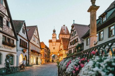 4 Seasons of Drinking in Germany