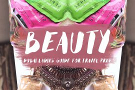 Dubai Ladies' Guide for Travel Preparation