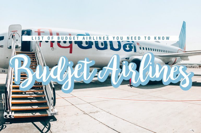 Budget Airlines around the world