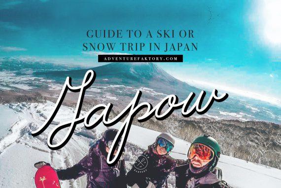 Ski Trip to Japan Guide