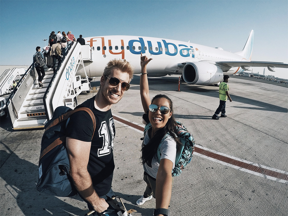 AdventureFaktory FlyDubai