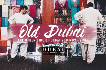 Things to do in Dubai: See Old Dubai, Dubai Creek, Bur Dubai