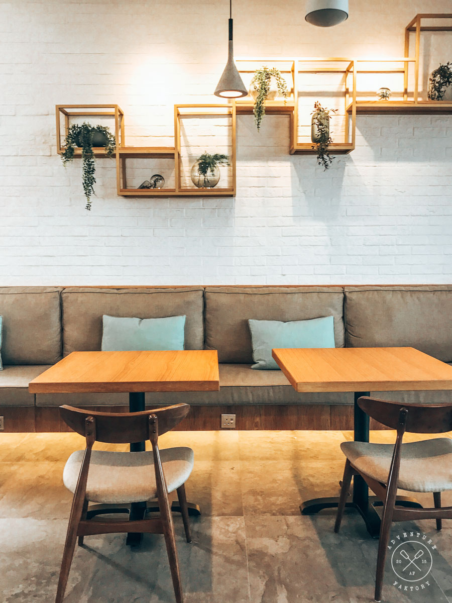 Instagrammable places in Dubai: Society Café & Lounge