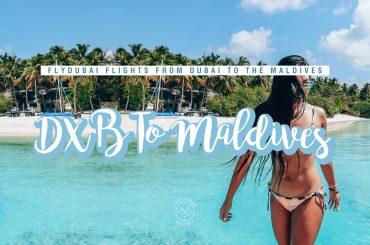 Dubai-Maldives Flights