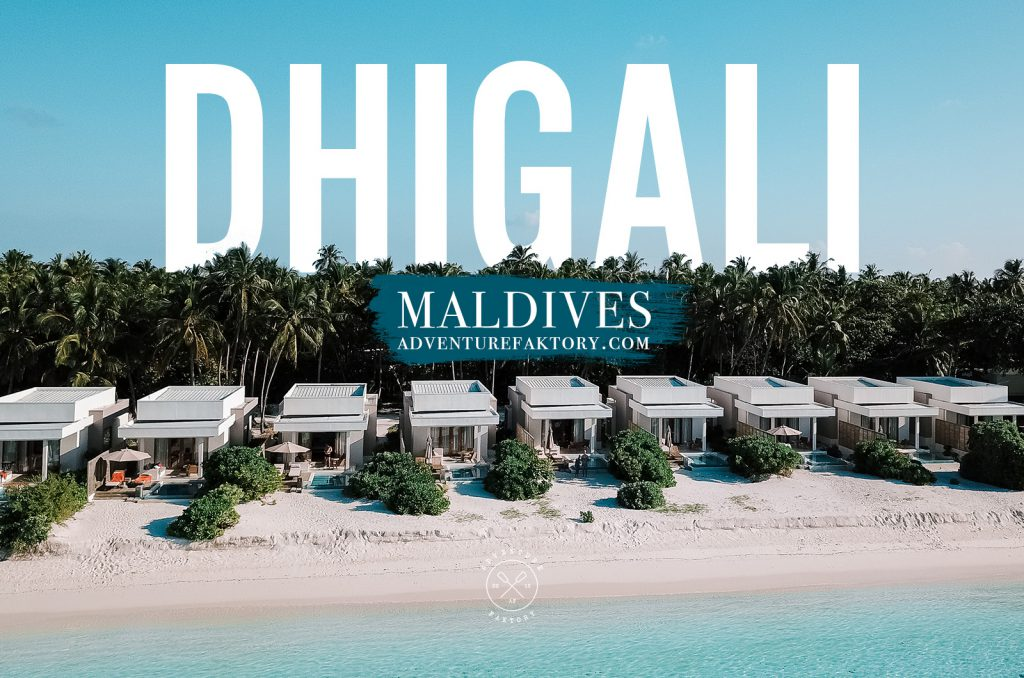 Where to stay in the Maldives: Dhigali