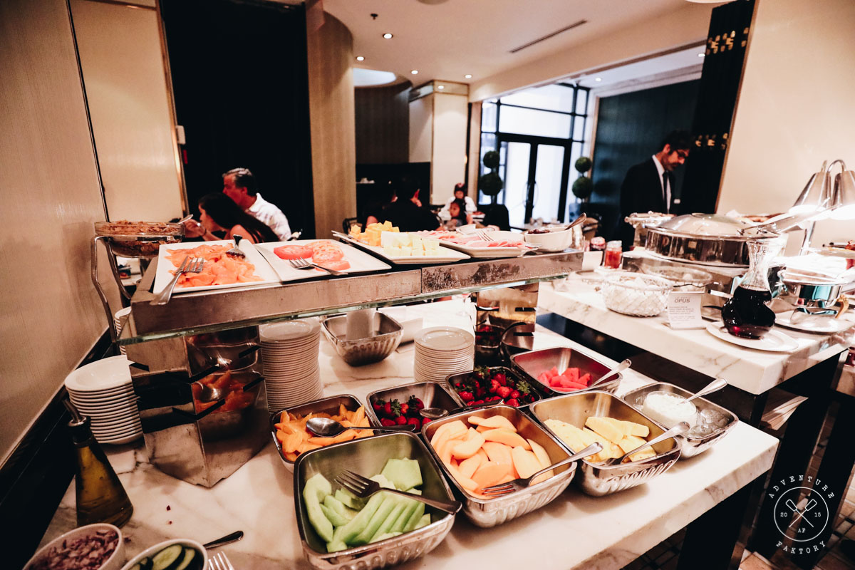 Where to stay in Montreal: Omni Hotel