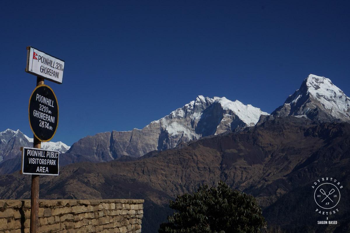 Trekking in Nepal, Annapurna