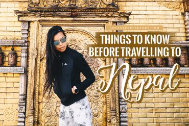 Things to know before travelling to Nepal