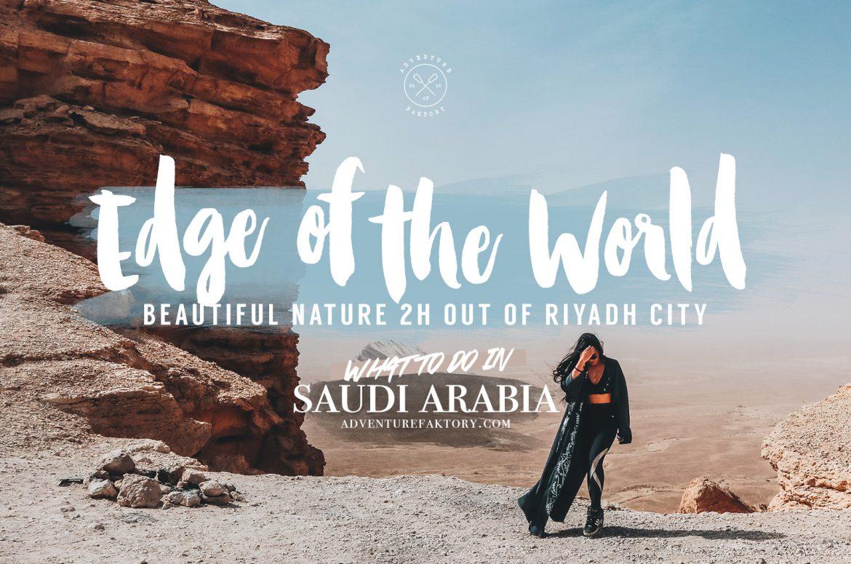Things to see in Saudi Arabia
