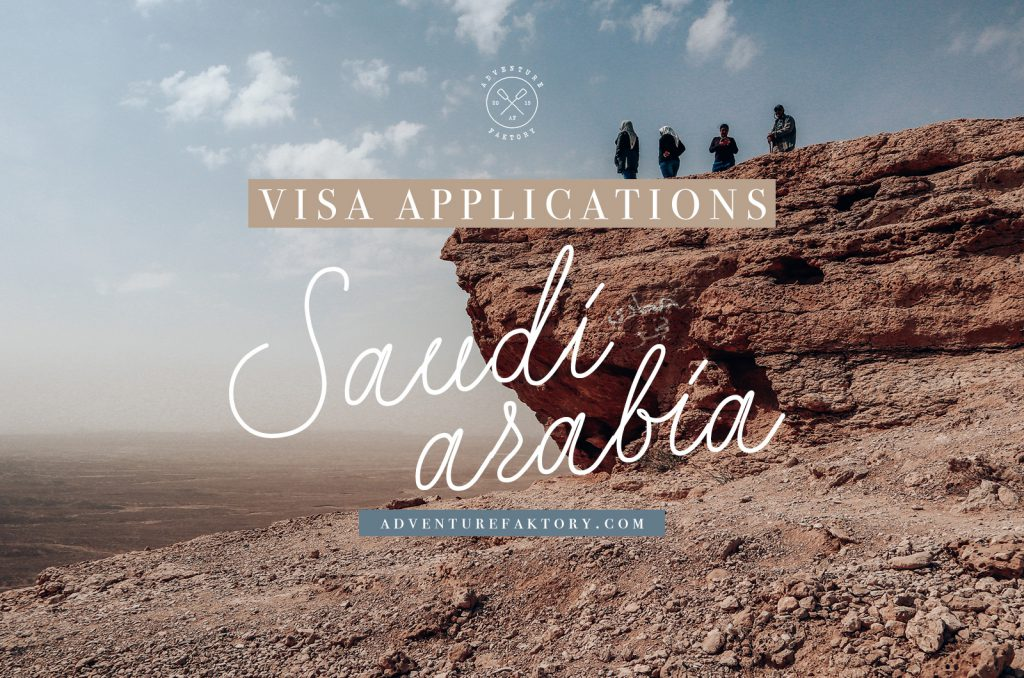 How to get a Tourist Visa for Saudi Arabia | AdventureFaktory – An Expat Magazine from Singapore & Dubai focused on Travel