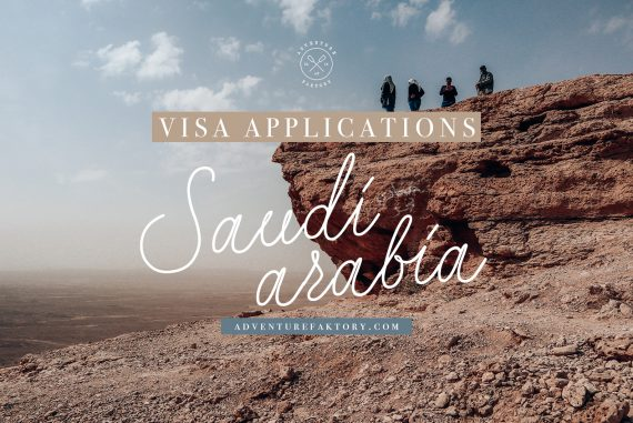 How to get a tourist visa for Saudi Arabia