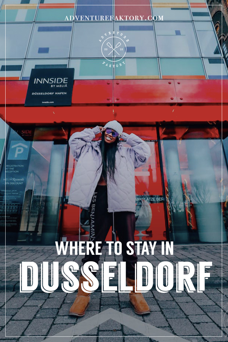 Where to stay in Dusseldorf