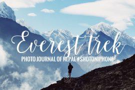 Nepal photography Shot on iPhone 8+