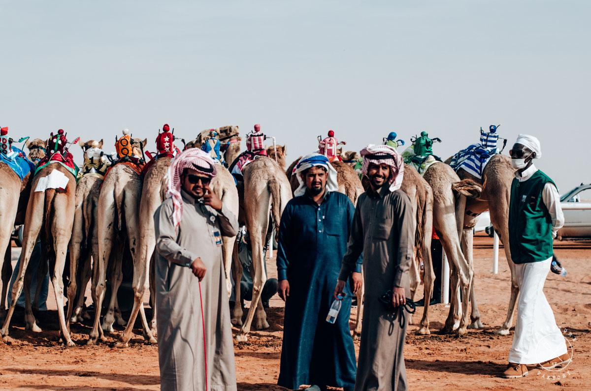 Saudi Arabia Camel Festival