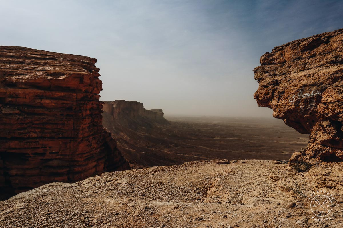 Things to see in Saudi Arabia: Edge of the World