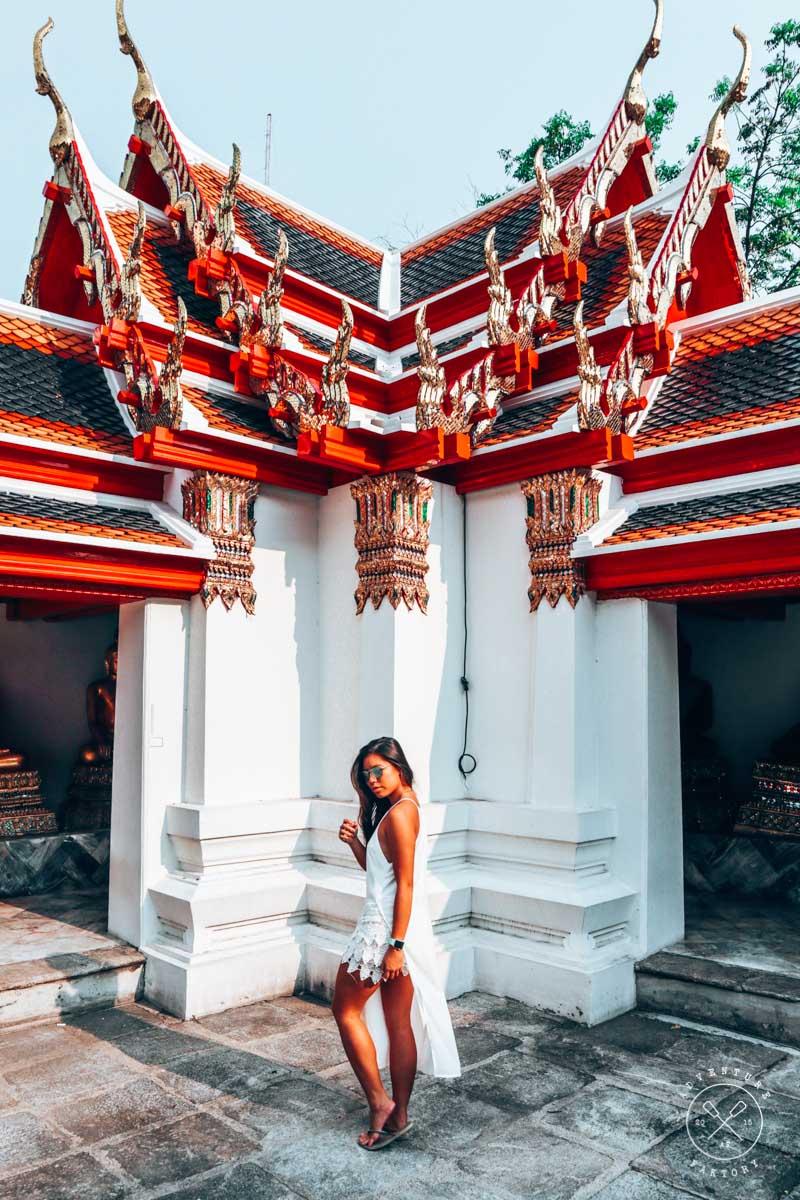 Temples to visit in Bangkok