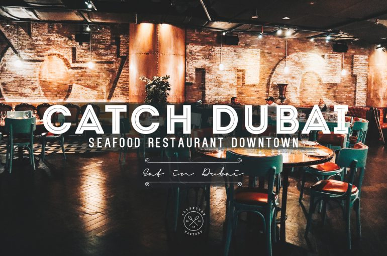 Where to eat seafood in Dubai