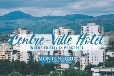 Where to stay in Podgorica