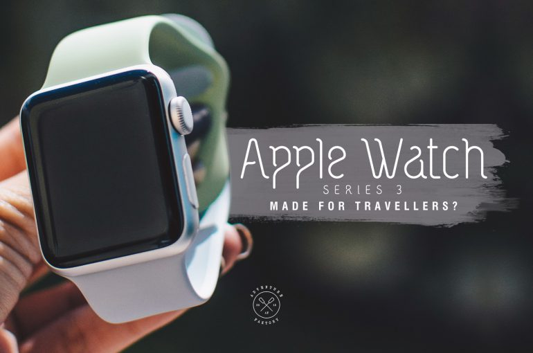 Travelling with the Apple Watch