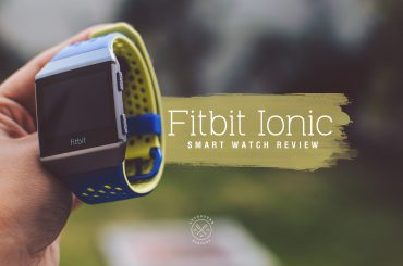 Fitbit Ionic: Fitness watch