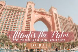 Stay at the Atlantis for free