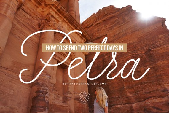 How to spend 2 days in Petra