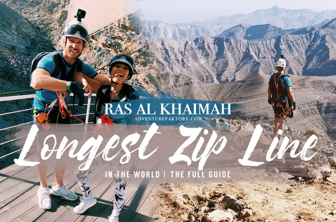 The Longest Zip-Line in the world