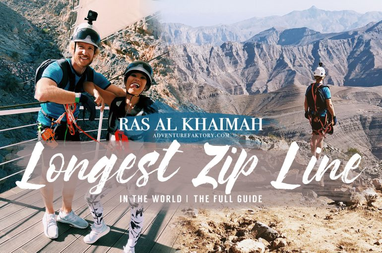 The longest zipline in the world is in the uae adventurefaktory the longest zip line in the world solutioingenieria Choice Image