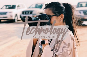 Technology to pack while travelling