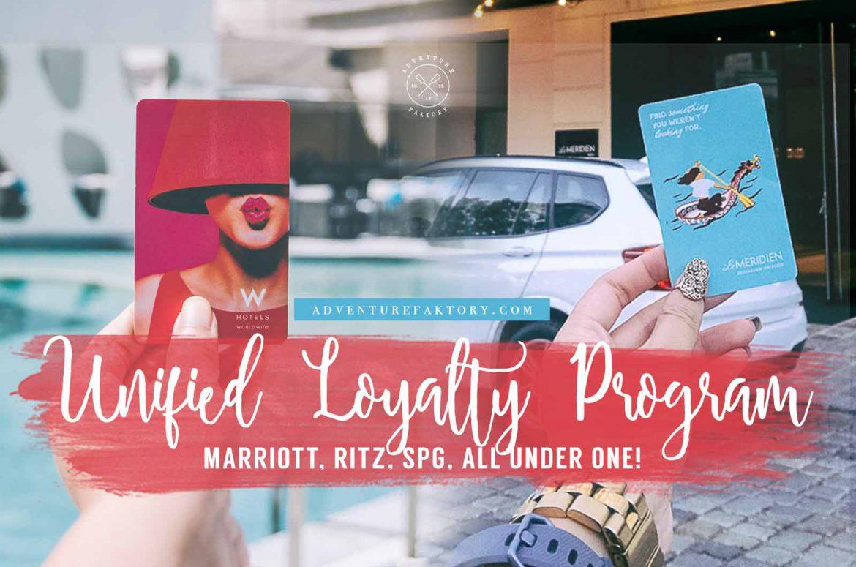 Marriott new loyalty program