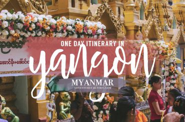 What to do in Yangon for one day