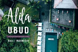Places to stay in Ubud, Alila Ubud