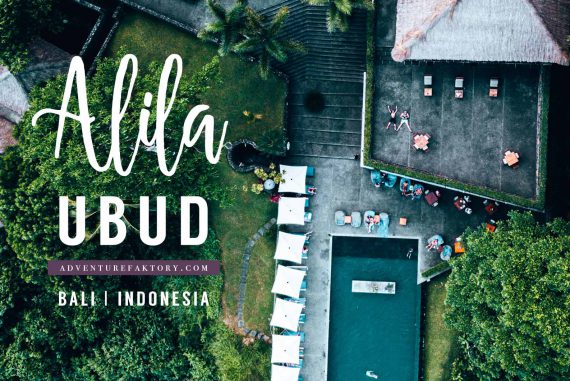 Places to stay in Ubud, Alila Ubud