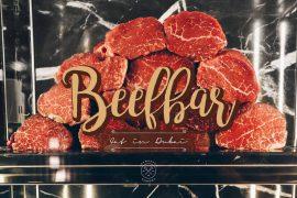 Beefbar Dubai