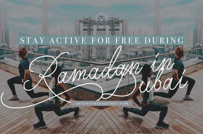 Free Fitness Classes in Dubai
