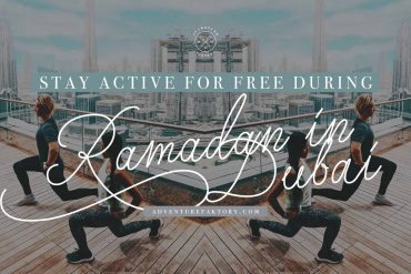Free Fitness Classes in Dubai