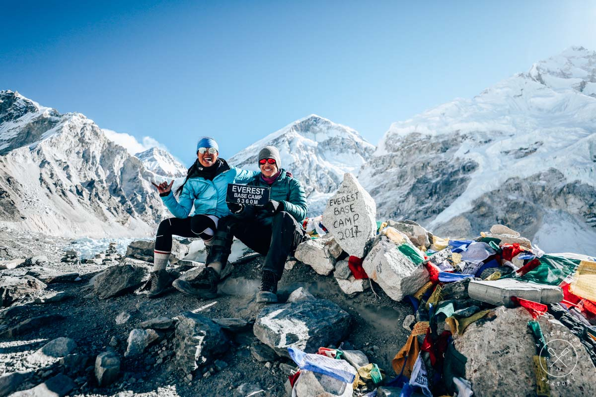 Everest Base Camp without a Guide