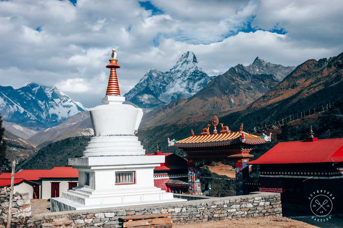 Everest Base Camp itinerary