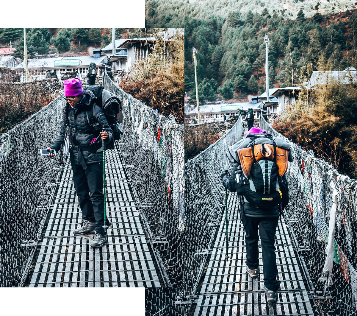 What to wear for Everest Base Camp