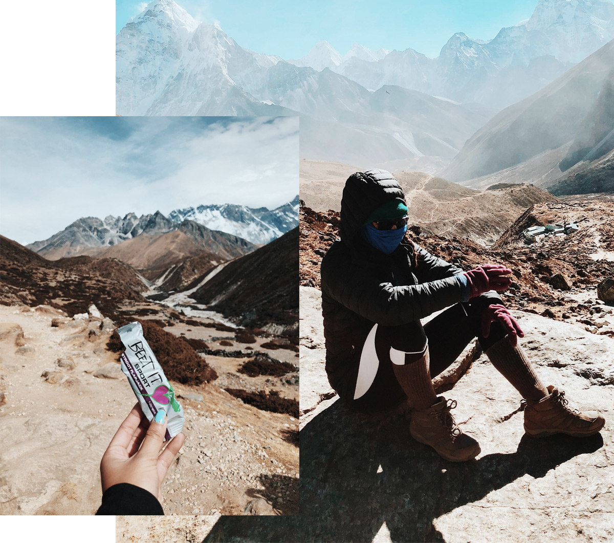 Things to bring for Everest Base Camp