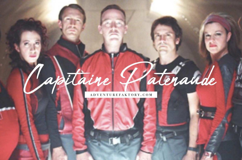 Les citations du Capitaine Patenaude
